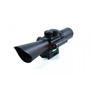 กล้อง Scope JGBG M8 Accurate 3.5-10x40 มีเลเซอร์แดงในตัว