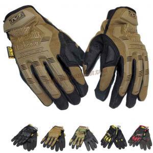 ถุงมือเต็มนิ้ว Mechanix M-PACT Impact Protection