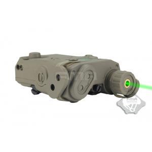 เลเซอร์เขียว PEQ-15 สีทราย - FMA