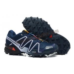 รองเท้า Salomon SpeedCross 3 สีน้ำเงิน