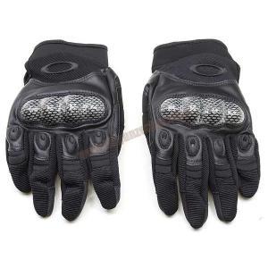 ถุงมือเต็มนิ้ว Oakley SI Assault สีดำ