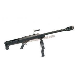 Barrett M99 : Snow Woft SW-01 สไนเปอร์ชักยิง
