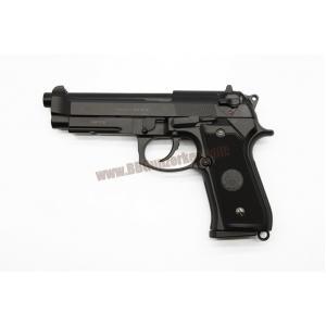 Beretta M9A1 สีดำ (Semi) - Keymore