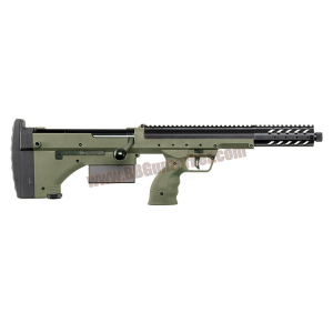 """SRS Covert Bullpup Sniper 16"""" สีเขียว - Silverback Airsoft"""