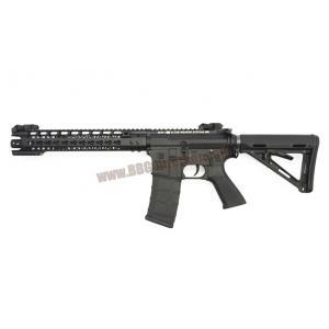"""E&C 821S : M4 MOTS 12"""" Keymod (Wire Cutter) บอดี้เหล็ก JR.Custom Gen 2"""