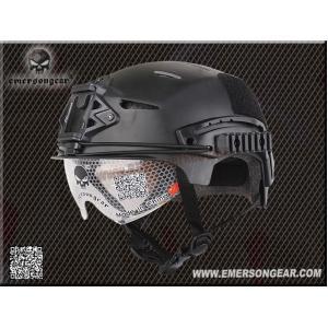 หมวก Emerson Fast Helmet EXF BUMP มีแว่นในตัว + รางเสริม