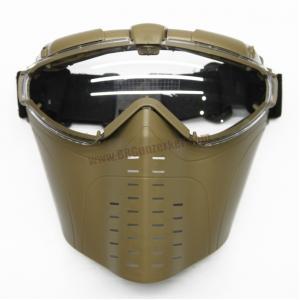 หน้ากาก มารูอิ ทราย มีพัดลมระบายอากาศ - Battle Axe