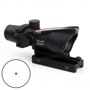 Red Dot Trijicon ACOG TA32 1x32 Red Fiber Optic