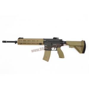 E&C 103S : HK M27 IAR สีทราย บอดี้เหล็ก JR.Custom Gen 3