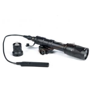 ไฟฉายติดปืน SUREFIRE M600V IR สีดำ