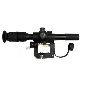 กล้อง Scope PSO-1 4x24 สำหรับ SVD Dragunov (Dummy เส้นปรับไม่ได้)