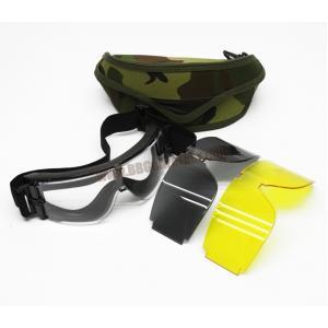 แว่น Goggle X800 มีเลนส์เปลี่ยน 3 สี พร้อมกระเป๋า