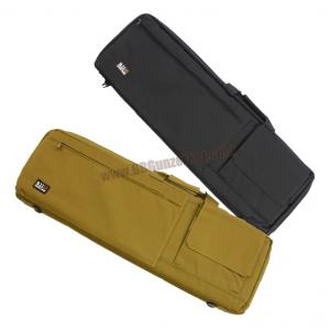 กระเป๋าปืนยาว 80cm สีดำ - 9.11 Tactical Series (เหลี่ยม)