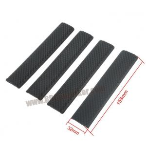 Rail Cover Keymod B-Modle สีดำ