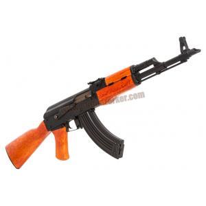AK47 EBB บอดี้เหล็กจริงไม้จริง - A.P.S. ASK206