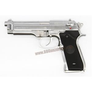 Beretta M92 WE สีเงิน (Full Auto)