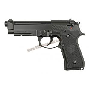 Beretta M9A1 WE สีดำ (Full Auto)