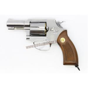 ปืนลูกโม่ 2.5 นิ้ว Smith&Wesson Sheriff M36 สีดำ อัดแก๊ส Co2 - GunHeaven