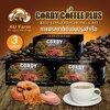 กาแฟ Cordy Coffee Plus กาแฟหลินจือแดงสกัดผสมถั่งเช่าสีทอง (60 ซอง)