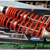 YSS E-SERIES WAVE CYCLE CROSS 370 mm