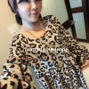 เสื้อคลุมท้อง แขนยาวลายเสือดาว