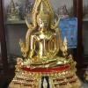 พระพุทธชินราช ขนาดหน้าตัก 9 นิ้ว ฐาน2 ชั้น ลงรักปิดทองแท้ สุดยอดพระพุทธรูปศักดิ์สิทธ์ สวยงามที่สุด รหัส243