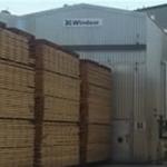 ไม้โครงสร้างอัดน้ำยา CCA