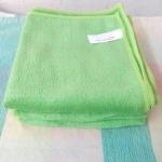 ผ้าขนหนูนาโน ผืนเล็ก (35 x 70 ) เนื้อนุ่มละเอียดเช็ดง่าย แห้งเร็ว สีเดียว ขายส่ง 3 โหลขึ้นไป