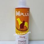 M Plus แชมพูสำหรับสุนัขและแมว 250 ml. Exp.09/61