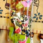 พวงกุญแจตุ๊กตาช้างน้อย แพ็ค 5 ตัว ขนาด 7 x 5 ซม