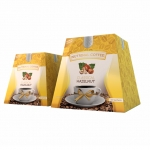 Nutrinal Coffee Classical Hazelnut กาแฟรสคลาสสิค ฮาเซลนัท ผสมคอลลาเจน ผิวสวย ควบคุมน้ำหนัก[10ซอง]