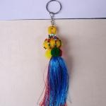 พวงกุญแจตุ๊กตานกฮูกพวงเล็ก ขนาด 3 x 13 cm. 4