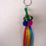 พวงกุญแจตุ๊กตานกฮูกพวงเล็ก ขนาด 3 x 13 cm. 1