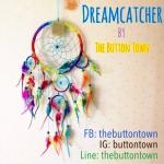 ตาข่ายดักฝัน (Dream Catcher) รุ่น สายรุ้งฝันดี