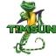 """ยางนอก TIMSUN ขอบ17"""" ลาย TS677 thumbnail 2"""