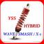 โช้ค YSS DTG- HYBRID WAVE/SMASH thumbnail 9