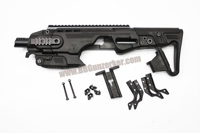 ชุดแต่งปืนสั้น RONI-B (BERETTA M9 / M92FS / M9A1) Carbine Conversion Kit