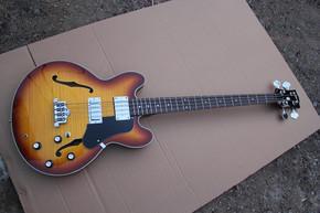 เบสไฟฟ้า Gibson ES-335 hollow body bass