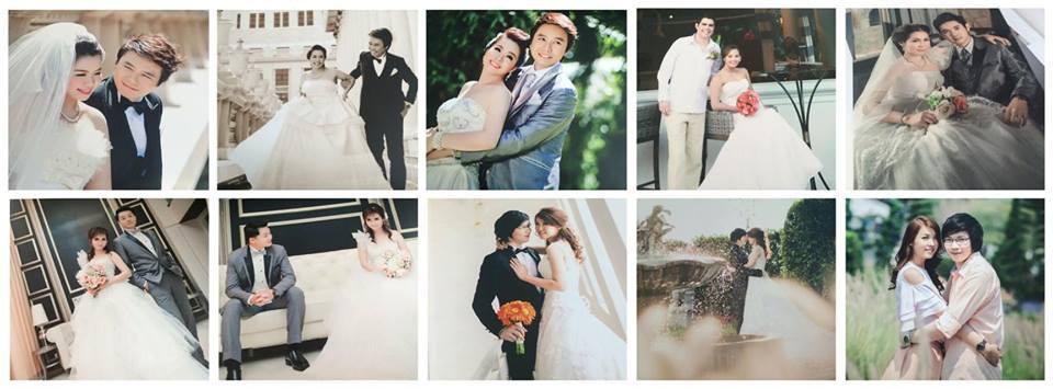 รับถ่ายภาพแต่งงานราคาถูก