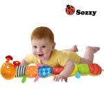 ตุ๊กตาหนอนเสริมพัฒนาการ Sozzy รุ่นใหม่