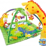 Play Gym Rain forest Green Baby's Friends