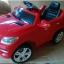 ส่งฟรี รถแบต mercedes benz ลิขสิทธิ์แท้ สีขาว/สีแดง thumbnail 2