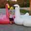 Intex Mega Pink Flamingo แพยางเป่าลมนกฟลามิงโก้ตัวใหญ่ สีชมพู ตัวใหญ่ แถมสูบลม ส่งฟรี kerry!! thumbnail 4