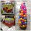 เต็นท์รถบัส pop up สุดฮิต + บอลพลาสติกเนื้อดี 100 ลูก ส่งฟรีธรรมดา / ems เพิ่ม 70 บ. thumbnail 2