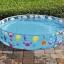 Bestway Pool สระน้ำขอบตั้ง 4 ฟุต 122x25cm. ส่งฟรี thumbnail 4