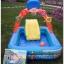 สระน้ำสไลเดอร์แป้นบาส Splash Water Park ขนาดใหญ่สะใจ 188CM X 137CM X 34CM. thumbnail 3