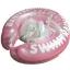 ห่วงยางพยุงหลังล็อค 2 ชั้นสีชมพู Swimming Trainer สุดฮิต (6 เดือน - 2 ขวบ) thumbnail 1