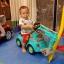 รถส่งฟรี !! รถขาไถ...แมคโครตักดินแบบนั่งได้ มีสีฟ้า thumbnail 4