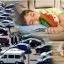 ที่นอนเป่าลมในรถสำหรับเด็ก / เบาะลมยางนอนในรถ ส่งฟรี!!! thumbnail 5