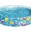 Bestway Pool สระน้ำขอบตั้ง 4 ฟุต 122x25cm. ส่งฟรี thumbnail 2